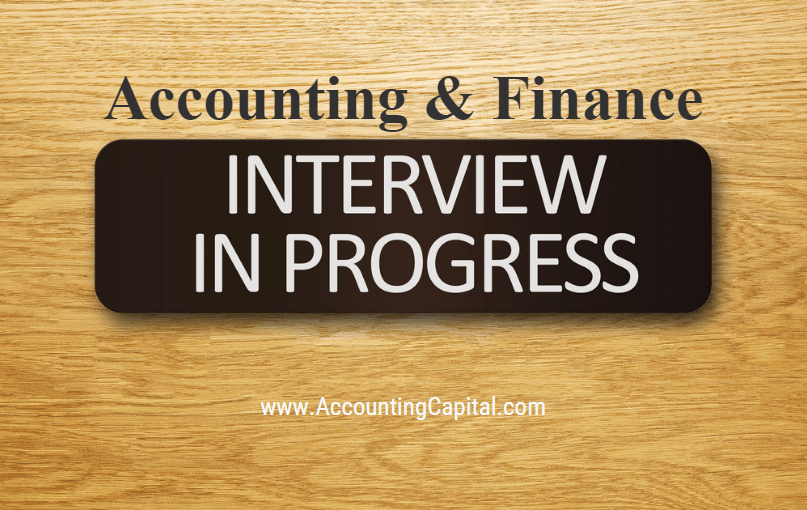 Featured Image - Top Accounting and Finance Interview Questions