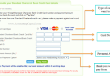 Pay Your Credit Card Bill Online using a Different Bank Account